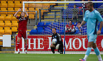 St Johnstone v Bristol City....28.07.12  Pre-Season Friendly.Jon Stead celebrates his goal.Picture by Graeme Hart..Copyright Perthshire Picture Agency.Tel: 01738 623350  Mobile: 07990 594431