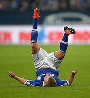 FUSSBALL   1. BUNDESLIGA   SAISON 2013/2014   12. SPIELTAG FC Schalke 04 - SV Werder Bremen                           09.11.2013 Max Meyer (FC Schalke 04)