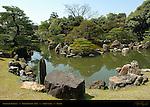 Ninomaru Garden Shoin-zukuri Samurai Residential Garden Kobori Enshu 1626 Ninomaru Palace Nijo Castle Kyoto