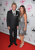 BEVERLY HILLS, CA. October 8, 2016: Nigel Lythgoe &amp; Guest at the 2016 Carousel of Hope Ball at the Beverly Hilton Hotel.<br /> Picture: Paul Smith/Featureflash/SilverHub 0208 004 5359/ 07711 972644 Editors@silverhubmedia.com