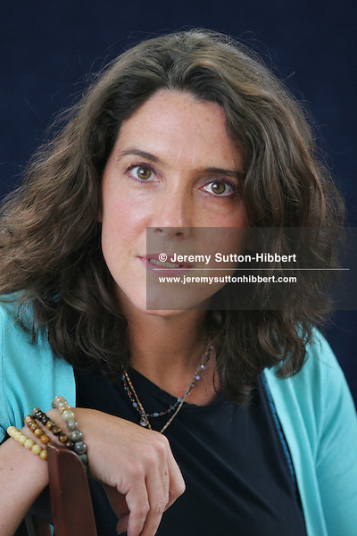 BETTANY HUGHES, TV BROADCASTER AND HISTORIAN. EDINBURGH INTERNATIONAL BOOK FESTIVAL. Friday 25th August 2006. Over 600 authors from 35 countries are appearing at the Edinburgh International Book festival during 12th-28th August. The festival takes place in historic Edinburgh city, a UNESCO City of Literature.