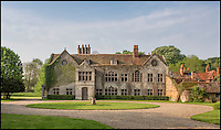 BNPS.co.uk (01202 558833)<br /> Pic: Savills/BNPS<br /> <br /> Make a killing with this Midsomer Murders manor house...<br /> <br /> An atmospheric mansion where DCI Tom Barnaby investigated the deaths of two members of a family has gone on the market for &pound;8.95million.<br /> <br /> The impressive Harpsden Court in Henley-on-Thames, Oxfordshire, was the setting for the ITV series' first Christmas special Ghosts of Christmas Past in 2004.<br /> <br /> The stunning historic property is used throughout the two hour episode, with most scenes taking place in the older part of the house.