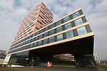 Foto: VidiPhoto<br /> <br /> AMSTERDAM - Het hoofdkantoor van ING Nederland in Amsterdam.