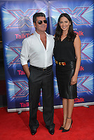 AUG 27 'The X Factor' press launch