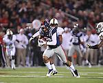 Ole Miss wide receiver Donte Moncrief (12) vs. Vanderbilt at Vaught-Hemingway Stadium in Oxford, Miss. on Saturday, November 10, 2012. (AP Photo/Oxford Eagle, Bruce Newman)