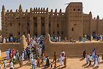 Great Mosque, Djenné, Mali