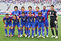 FCFC Tokyo team group line-up, .MARCH 31, 2012 - Football /Soccer : .2012 J.LEAGUE Division 1 .between F.C. Tokyo 0-1 Sanfrecce Hiroshima .at Ajinomoto Stadium, Tokyo, Japan. .(Photo by YUTAKA/AFLO SPORT) [1040]