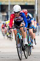 Picture by Alex Whitehead/SWpix.com - 11/05/2017 - Cycling - Tour Series Round 2, Stoke-on-Trent - Matrix Fitness Grand Prix Series - Storey Racing.
