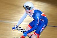 Picture by Alex Whitehead/SWpix.com - 04/03/2017 - Cycling - UCI Para-cycling Track World Championships - Velo Sports Center, Los Angeles, USA - Great Britain's Jon Gildea.