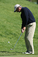 02/20/11 Pacific Palisades, CA: Fred Couples during the final round of the Northern Trust Open held at the Riviera Country Club.