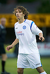 St Johnstone FC....Season 2010-11.Stevie May.Picture by Graeme Hart..Copyright Perthshire Picture Agency.Tel: 01738 623350  Mobile: 07990 594431