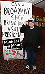 Michael Moore announces Broadway debut with 'The Terms of My Surrender'