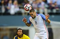 Copa America Quarterfinals, United States (USA) vs Ecuador (ECU), June 16, 2016
