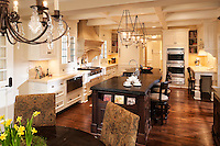 Kitchen remodel by Murphy &amp; Co._interior architectural still photography by James Kruger.