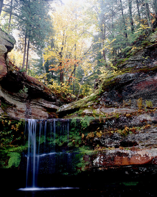Twin Falls, Douglas County, Wisconsin, October, 1992