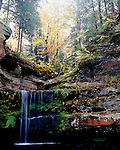 Twin Falls, Douglas County, Wisconsin, October, 1992