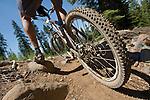 Northstar at Tahoe mountain bike park.