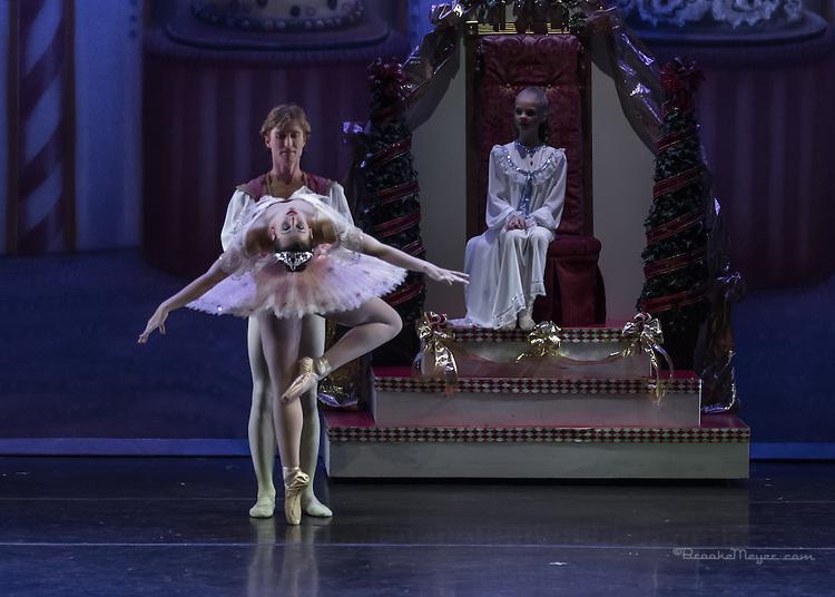 """Cary Ballet, """"Visions of Sugarplums"""", Cary Arts Center, Cary, North Carolina, 19 Dec 2013."""