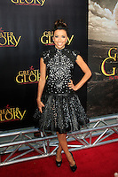 "LOS ANGELES - MAY 31:  Eva Longoria arriving at the ""For Greater Glory"" Premiere at AMPAS Theater on May 31, 2012 in Beverly Hills, CA"