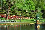 Italian Lake Park, uptown Harrisburg, Pennsylvania