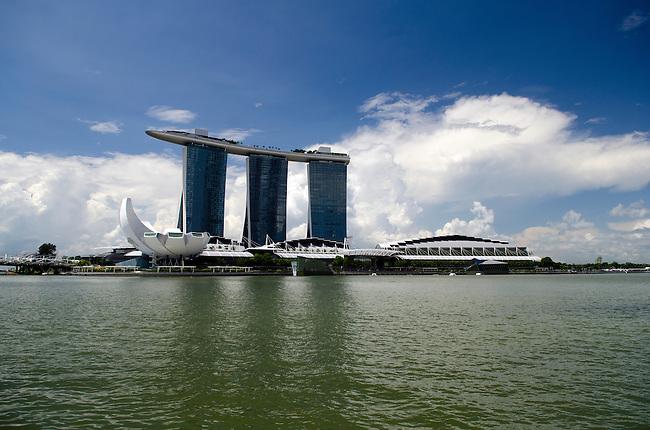 Marina Bay Sands hotel and resort