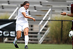 21 August 2011: Duke's Mollie Pathman. The Duke University Blue Devils defeated the University of South Carolina Gamecocks 2-0 at Koskinen Stadium in Durham, North Carolina in an NCAA Women's Soccer game.