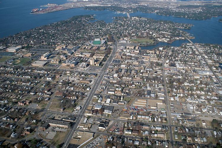 1997 December 18..Redevelopment.Old Dominion (R-28)..Aerial View..NEG#.NRHA#..