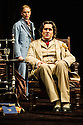 London, UK. 18.01.2013. THE JUDAS KISS, starring Rupert Everett as Oscar Wilde, opens at the Duke of York's Theatre. Picture shows: Freddie Fox (Lord Alfred Douglas) and Rupert Everett (Oscar Wilde). Photo credit: Jane Hobson.