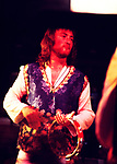 Roger Glover 1975 of Deep Purple during Butterfly Ball at the Royal Albet Hall<br /> &copy; Chris Walter