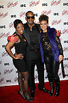 Tracey Bonner, R. Kelly and Erika Ringor  Attend Special Private Screening of the All-New Chapters of TRAPPED IN THE CLOSET With Creator and Star R. Kelly Hosted by IFC at the Sunshine Cinema, NY   11/19/12