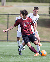 The Winthrop University Eagles played the UNC Wilmington Seahawks in The Manchester Cup on April 5, 2014.  The Seahawks won 1-0.  Jordi Lluch (3)