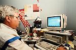 Dennis Lemott's office,  Tampa,  Florida.  Dennis is the president of Tripoli  the  USA's amateur rocket association.