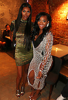 NEW YORK, NY - JULY 11, 2016 Jessica White & Yandy Smith attends LiL Kim's private birthday party at the Jue Lan Club July 11, 2016 in New York City. Photo Credit: Walik Goshorn / Mediapunch