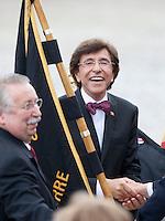 Elio Di Rupo - Belgian Prime Minister - National Day