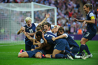 2012 Olympics Gold Medal Match, USA vs Japan