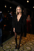 BURBERRY<br /> CARA DELEVINGNE CLARA PAGET<br /> London Fashion Week, Ready to Wear, FW17<br /> on September 19, 2016<br /> CAP/GOL<br /> &copy;GOL/Capital Pictures /MediaPunch ***NORTH AND SOUTH AMERICAS ONLY***
