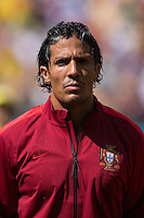Bruno Alves of Portugal