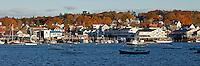 Autumn Light, Boothbay Harbor
