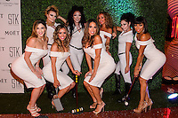 LAS VEGAS, NEVADA - SEPT. 12, 2016 The Girls of Fantasy pictured as Comedienne Heather McDonald Hosts STK Las Vegas' Fourth Annual White Party, at The Cosmopolitan of Las Vegas  in Las Vegas, NV, on September 12, 2016 Credit: GDP Photos/ MediaPunch