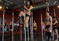 China Pole Dancing