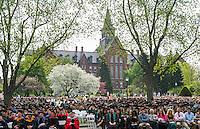 20150517 UVM Main Commencement Ceremony, 2015