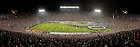 Oct. 22, 2011; The football team runs onto the field at Notre Dame Stadium before the game against USC...Photo by Matt Cashore/University of Notre Dame