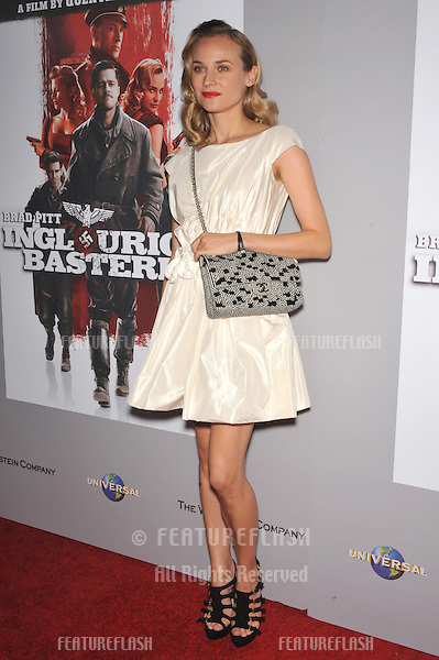 "Diane Kruger at the DVD launch of her movie ""Inglourious Basterds"" at the New Beverly Cinema, Los Angeles..December 14, 2009  Los Angeles, CA.Picture: Paul Smith / Featureflash"