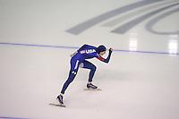 SPEEDSKATING: CALGARY: Olympic Oval, 25-02-2017, ISU World Sprint Championships, 1000m Ladies, Heather Bergsma (USA), ©photo Martin de Jong