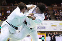 (L to R) .Megumi Tachimoto, .kanae Yamabe, .APRIL 15, 2012 - Judo : .The 27th Empress Cup All Japan Women's Judo Championships .Open category .at Yokohamabunka Cultural Gymnasium, Kanagawa, Japan..(Photo by YUTAKA/AFLO SPORT) [1040]
