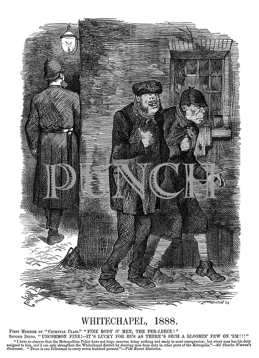 an analysis of the influence of the metropolitan police in britain the whitechapel murders and jack  [a review of] london's shadows: the dark side of the victorian city, by drew d gray hugh clout, emeritus professor of geography, university college london, and fellow of.