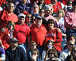 Ole Miss vs. LSU at Tiger Stadium in Baton Rouge, La. on Saturday, November 17, 2012.....