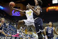 Cal Basketball M vs California Baptist, November 3, 2016