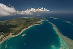 Aerial - Yadua Island