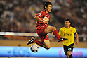Takuya Nozawa (Antlers), JULY 23, 2011 - Football : 2011 J.LEAGUE Division 1,6th sec between Kashiwa Reysol 2-1 Kashima Antlers at National Stadium, Tokyo, Japan. (Photo by Jun Tsukida/AFLO SPORT) [0003]